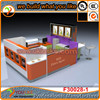 Customize new high quality 3d design ice cream bar counter,ice cream kiosk with factory price