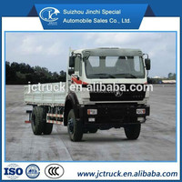 Chinese North Benz 4X4 8ton lorry truck for sale