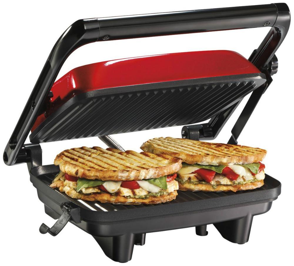 panini gourmet sandwich maker mat riel de cuisine. Black Bedroom Furniture Sets. Home Design Ideas