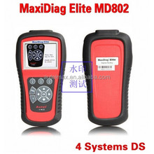 Most popular Maxidiag Elite MD802 update by internet