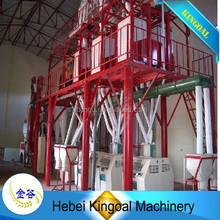 flour mill machinery pries 50 tons per day capacity flour mill