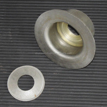 china factory good quality TK stamped idler roller bearing carrier