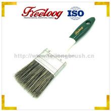 "good 2 1/2"" paint brushes, paint brush plastic handle"