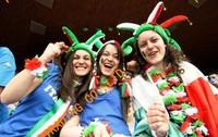 2016 Euro cup world cup football fan bunga telur