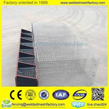 Galvanized steel wire mesh panel,mink cage,bird cage for sale