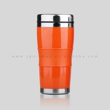 OEM Available Fashion design Stainless Steel Metal Travel mug/Coffee Thermal mug cup