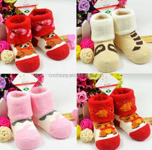 Z51881B Fashion Colorful Christmas Socks For Promotion