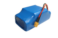 factory price 36V 4400mAh lithium ion battery for electric unicycle, balance car