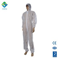 chemical protective safety air cooling coverall suit