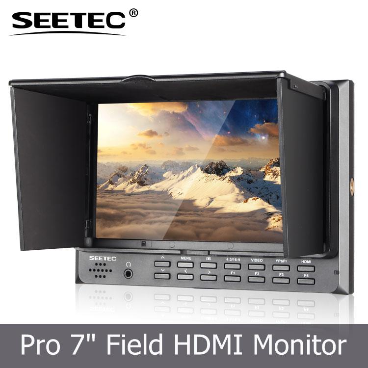 Seetec из светодиодов подсветки хороший изображения выход жк лупа 450 высокая яркость hdmi монитор