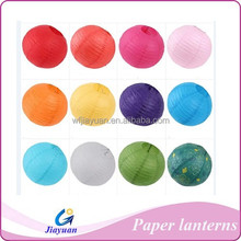 Chinese paper lantern home and party decoration wedding decoration 20 colors wedding lantern