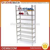 high quality discount Guangzhou Metal Shoe Rack designs
