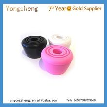 high temperature resistant silicone rubber feet