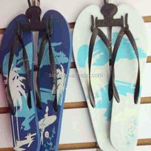 Quality crazy Selling rubber custom soft sole flip-flops
