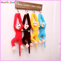 High Quality Monkey Plush Toy Long Arms and Legs Wholesale