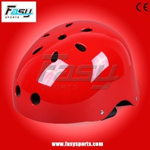 Fasy open mould adult skate helmet, high quality skateboard helmet with CPSC approved