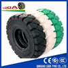 small solid rubber tires and wheels 300-15
