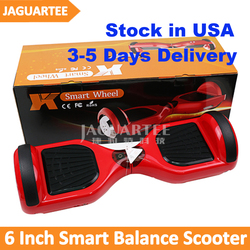 2015 Hot Scooter with Bumper strip 6.5 inch smart balance wheel self balancing electric scooter hot selling hoverboard