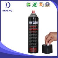 GUERQI 901 Universal aerosol adhesive for rolling steel grosir karpet