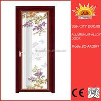 Morden aluminium door specification SC-AAD074
