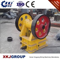 PE 150x250 series jaw crusher for sale from China best mining machinery factory