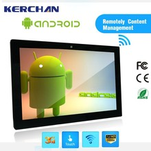 15.6 Inch Wall Mounted Android Tablet 22 inch flat monitor