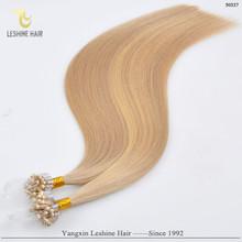 high-end gorgeous 2g 1g 0.8g italian keratin glue full cuticle remy 22 inch micro braiding hair
