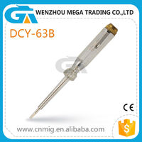 Hand Tools Voltage Test Pencil Straight Slotted Screwdriver