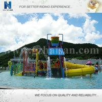 kids water park equipment