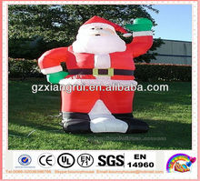 High quality inflatable Father Christmas