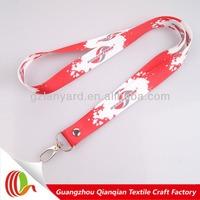 Tetoron lanyards for promotional gifts