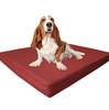 Flat High Quality New Design dog bed with memory foam