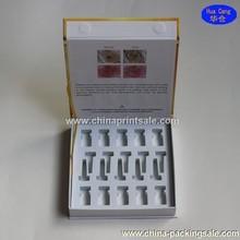 best selling folding box board/hardcover box