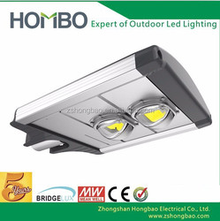 Patented heat dissipation 5 years warranty cooling fan led street light specifications