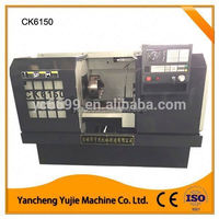 Three Phase Motor CNC Lathe Specification CJK6150B-2 with Hydraulic Chuck