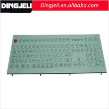 Hot selling Comfortable Embossed Laptop Keyboard Membrane