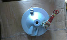 passenger electric tricycle spare parts front drum brake