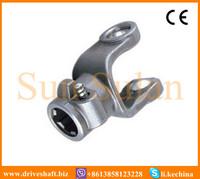 universal tube yoke for pto shaft