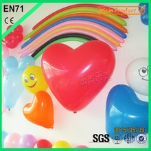 Various Kinds Of Latex Balloon Big Heart Balloons For Parti Suppli