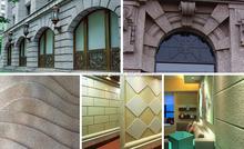 decoration Texture Paint Stone effect paint - exterior stone finish