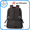 China wholesale custom waterproof travel hiking camera backpack bags