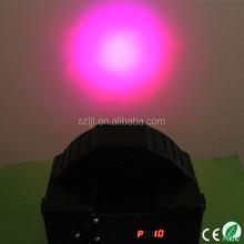 auto/ sound-activated par light stage lighting, led par light