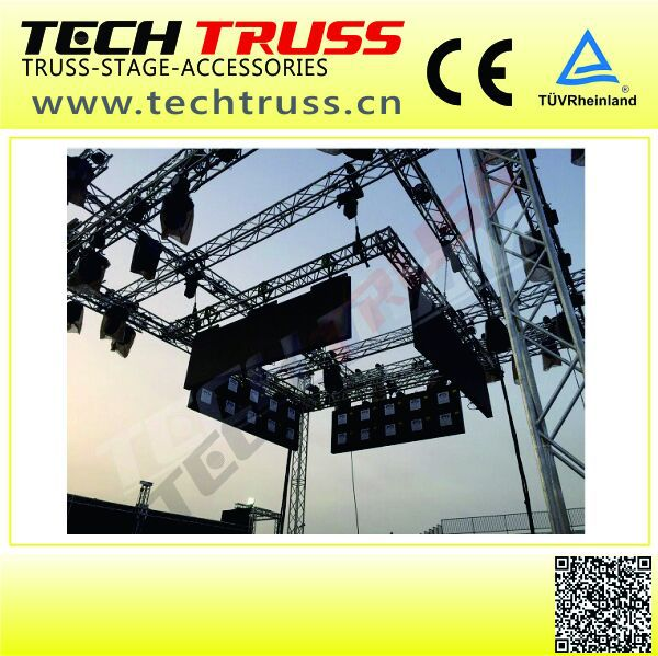 D52 qs15 high quality and durable aluminum cheap truss for for Cheap truss systems