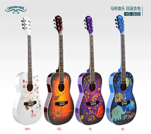 """36"""" pure and fresh stytle acoutic guitar"""