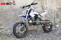QWMOTO adults 125cc CE 4 stroke dirt bike racing motorcycles for sale