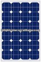 China Manufacture Supply Mono Crystalline Silicon 12v 250 Watt Solar Panel