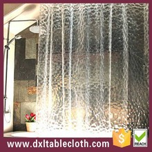 3D EVA Bathroom shower curtain for sale