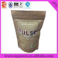 Wholesale Professional Flexible printing PE Plastic jute bags for coffee export