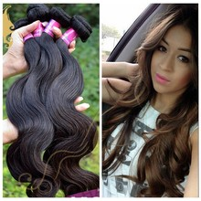 High quality cheap price dark color unprocessed malaysian bundle hair