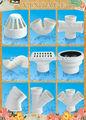 Nueva marca de accesorios de tubería sanitaria/pvc tubo de drenaje